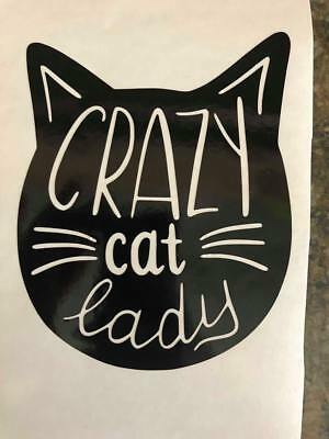 Wine Bottle Vinyl, DIY, CRAFT, CRAZY CAT LADY