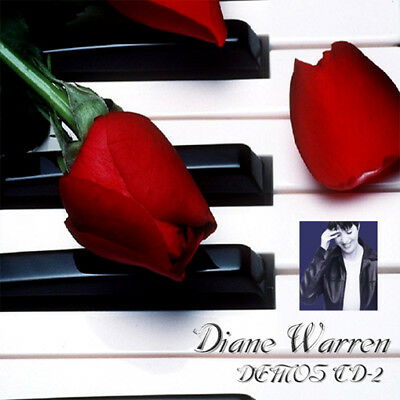 DIANE WARREN @DEMOS CD-2 !!! Martika,Whitney Houston,Judy Cheeks FEMALE ROCK AOR