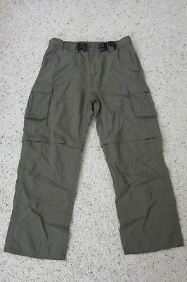 Ladies BSA Boy Scouts of America Switchback Convertible Pants (Large)