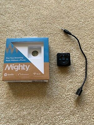 Mighty 1st generation Spotify music player, black