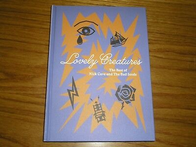NICK CAVE & THE BAD SEEDS - LOVELY CREATURES: BEST OF (3-CD+DVD Box Set)