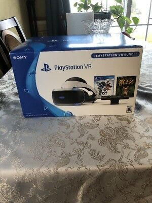 PlayStation VR Bundle Brand New