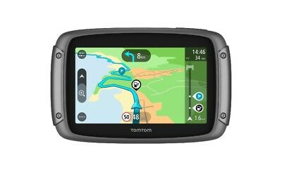TomTom Rider 420 with European Maps, Live traffic Updates