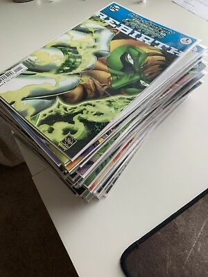 Hal Jordan Green Lantern Corps 1-50 Rebirth Lot W/ Rebirth Issue