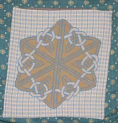 Vintage Hand Embroidered Tapestry Cushion Cover