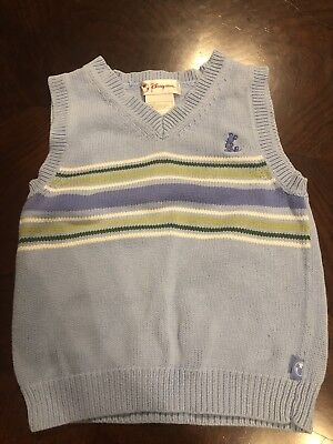 Disney Boys 4t Sweater Vest