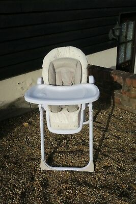 e76455a38e0 TEDDY S TOY BOX Highchair - Mothercare - £20.00