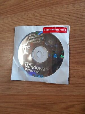 Microsoft Windows Xp Professional Full Operating System