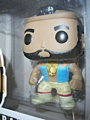 A Team Mr. T as B A Baracus vinyl figure #372 (MIB) Pop Television (2016) FUNKO