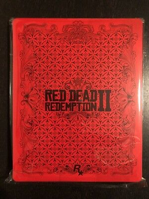 Red Dead Redemption 2 Steelbook (No game included)