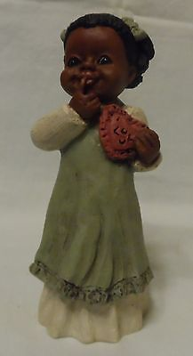 "All Gods Children ""angel"" Martha Holcombe Figurine #132"
