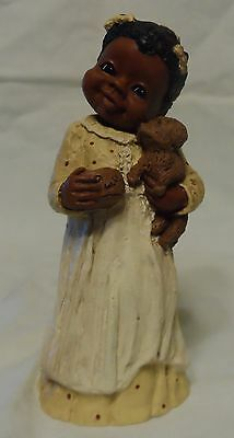 "All Gods Children ""becky"" Martha Holcombe Figurine #87"