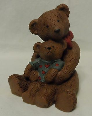 "All Gods Children ""moe & Pokey"" Martha Holcombe Figurine #82"