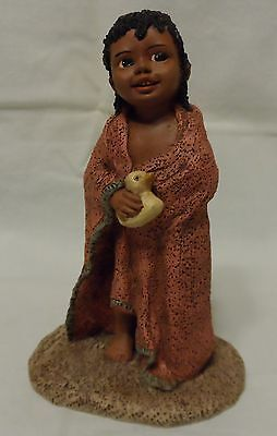 "All Gods Children ""melissa"" Martha Holcombe Figurine"