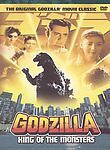 Godzilla, King of the Monsters (DVD, 2002)