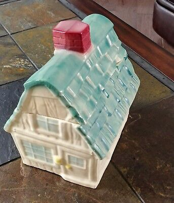 Brush (McCoy) Cottage Cookie Jar W31 Made in USA c. 1960s
