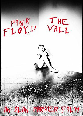Pink Floyd The wall movie poster print #42