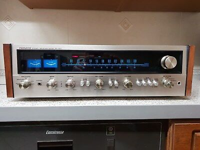 Pioneer Stereo Receiver Model SX-727