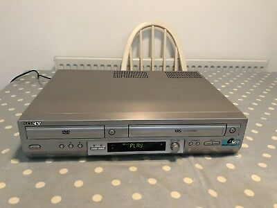 Sony SLV-D950 DVD/ Video Cassette Recorder .99p Auction