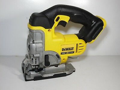 DEWALT DCS331 18V Cordless Lithium Jigsaw full working order Bare unit