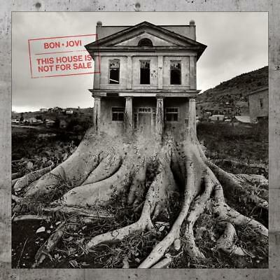 Bon Jovi This House Is Not For Sale Limited Deluxe Edition [Neu]  CD Musik