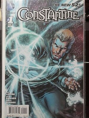 DC Constantine #1 New 52 NM