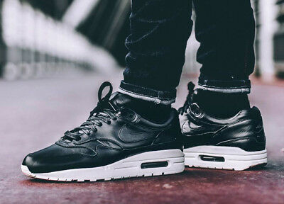 Nike NikeLab Air Max 1 Pinnacle | Schwarz | 859554 004 zu
