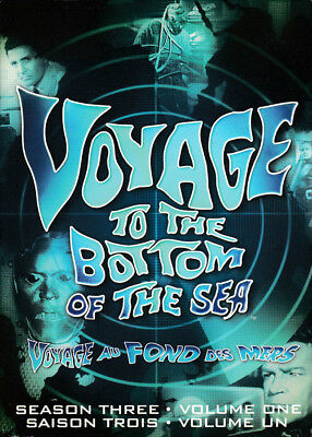 Voyage To The Bottom Of The Sea - Season 3, Vol. 1 (Bilingual) (Boxset) (Dvd)