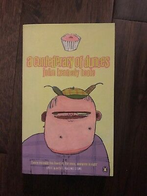 A Confederacy of Dunces by John Kennedy Toole (Paperback, 1999) Unread Copy