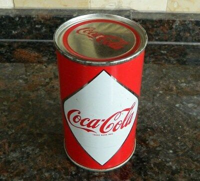 1960 Coca Cola Coke Flat Top Can from Canada