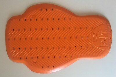 Icon D3O Viper Back Protector Insert Armour Pad For Motorcycle Jackets BNWT £29