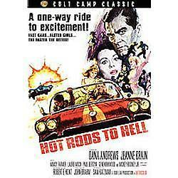 Hot Rods To Hell Dvd