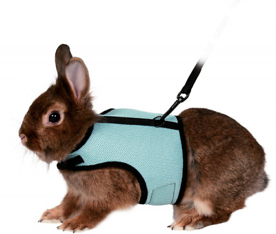 Trixie Dwarf Rabbit Walking Mesh Harness & Lead Set 3 Colours 61513