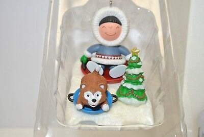 2008 Hallmark FROSTY FRIENDS Twenty-Ninth in Series Christmas Ornament  NEW