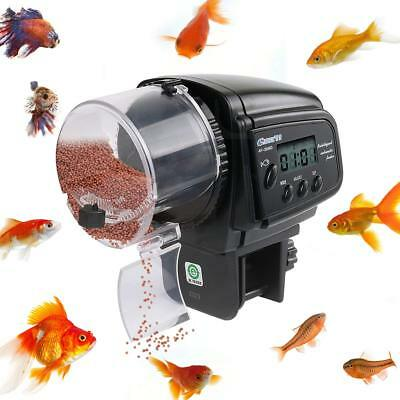 UStyle Automatic Fish Feeder for Aquarium Auto Fish Food Timer for fish tank