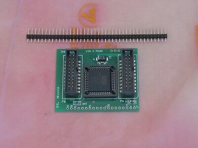 Acorn BBC Master 128 2MHz VIA for MMC/SD solid state storage