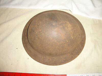 Wwi Us Army P17 Doughboy Helmet, Numbered 7A232