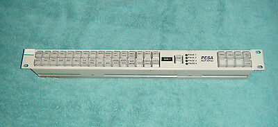 PESA Switching Systems Inc. Panel RCP-MP32