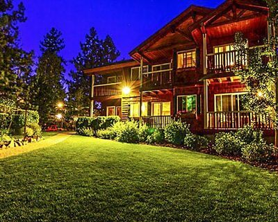 Red Wolf Lakeside Lodge **float All** **high Season** Timeshare Sale!