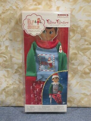 Elf On The Shelf Claus Couture Collection Keep It Merry PJ'S (Exclusive) - New