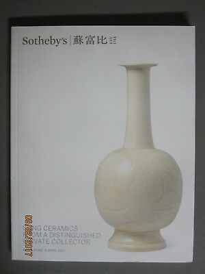 Sotheby 4/5/17 antique Chinese Song ceramics