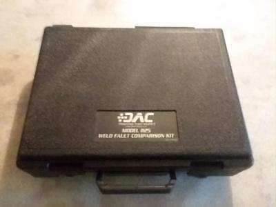 DAC Weld Fault Comparsion Kit Model 825