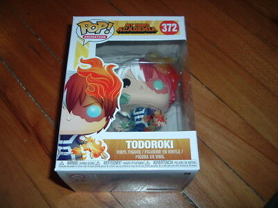 Funko Pop! Todoroki #372~ New~ Mint Condition~ My Hero Academia Series~