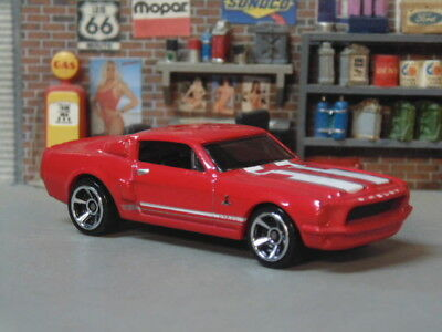 1968 Shelby GT500 Mustang * Hot Wheels