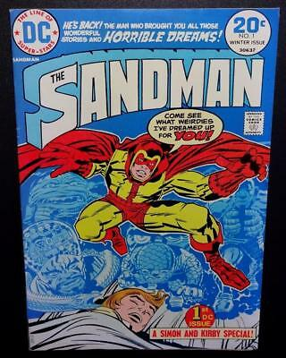 The Sandman #1 1974 7.0 1st app Bronze Age Sandman; Simon/Kirby BV$30 35%Off