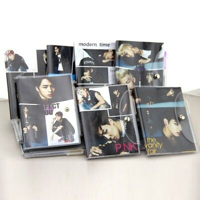 KPOP BTS Bangtan Boys Diary Book Soft Plastic Notebook Stationery 72Pages