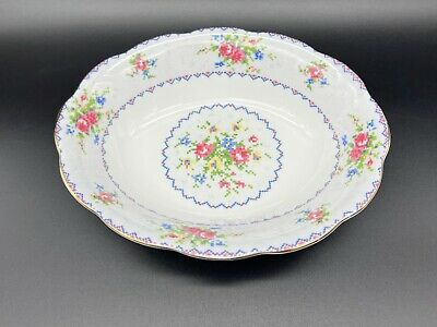 Royal Albert Petit Point Oval Vegetable Bowl England Bone China
