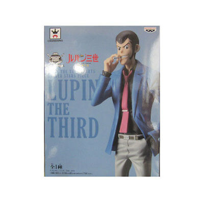 Lupin the 3rd Third Part 5 Lupin Master Stars Piece New R473