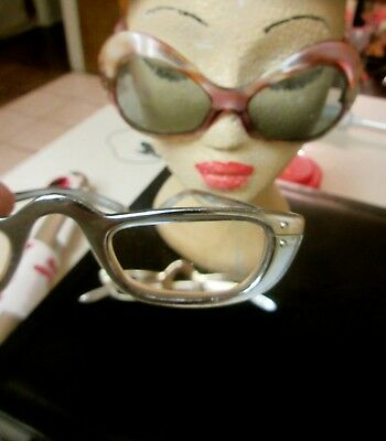 Antique Vintage Pair of French Sun Glasses and some readers that are USA made
