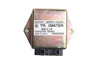 Motocycle Derestrict CDI Ignitor Ignition For Suzuki GS250FW GJ71A GJ71B New